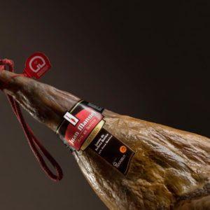 Jamón de bellota ibérico 50% y 75% raza ibérico